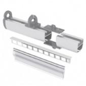 Алюминиевый профиль и комплектующие для подвесной системы