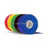 Вставка в полочный ценникодержатель цветная