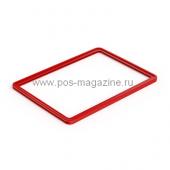 Рамка пластиковая односекционная формата А1