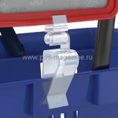 Держатель рамки с зажимом на край корзины