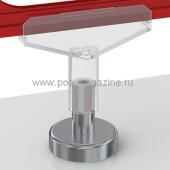Магнитное основание с резьбой, под Т-держатель 10 мм, 30х9 мм