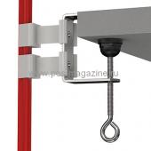 Зажим-струбцина для рамок A3-A6 с держателем для рамки (изделие в сборе)