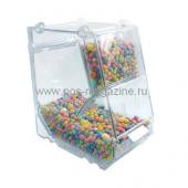 Контейнер для сыпучих продуктов, 10 л, 169х330x300 мм