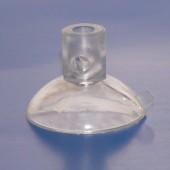 Универсальная силиконовая присоска с тремя отверстиями и диаметром 30мм