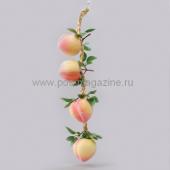 Муляж Персики в связке