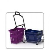 Покупательские тележки и корзины, аксессуары